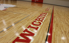 Alternate Text Not Supplied for New gym floor.
