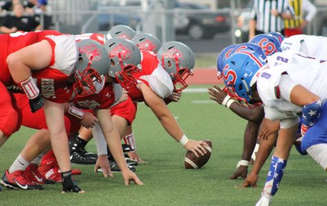 Football loses opener to South