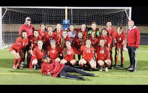 North Women's Soccer