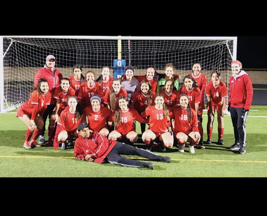 North Women's Soccer