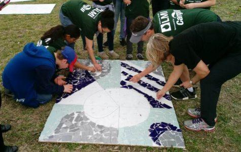 Volunteer Work at Legacy Gardens