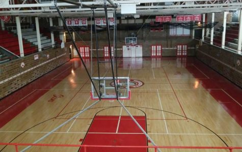 Traditional gym gets brighter new look