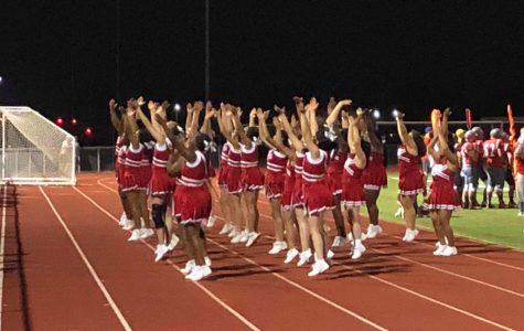 Cheer team preps for busy season