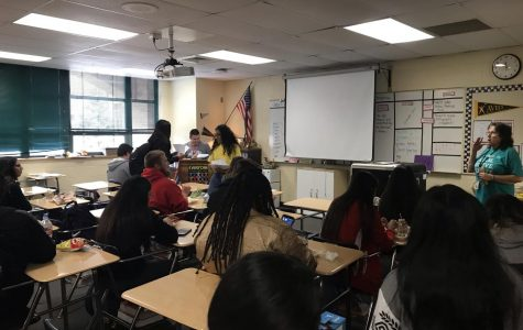 History Club changes date of field trip
