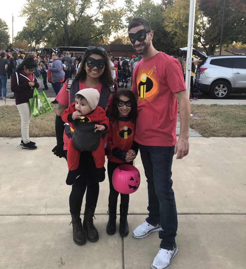 The Incredibles !