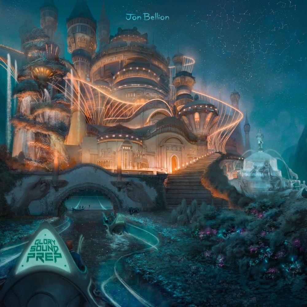 Jon Bellion released his sophomore album 'GLory Sound Prep' on November 9th.
