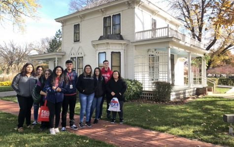 History Club visits Presidential Library