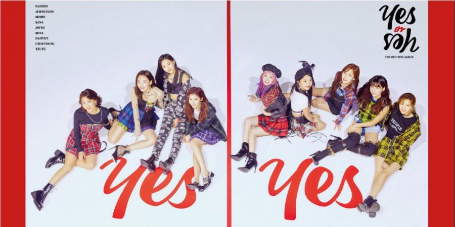 TWICE+released+their+6th+mini-album+%22YES+or+YES%22+on+November+5th.