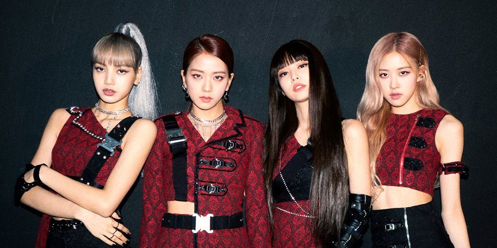 Korean girl group BLACKPINK announces April 5th comeback date.