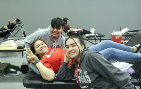 North High's Fall Blood Drive