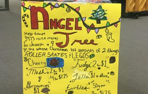 Repertory theatre's angel tree
