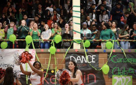 Sophomores win Spirit Stick