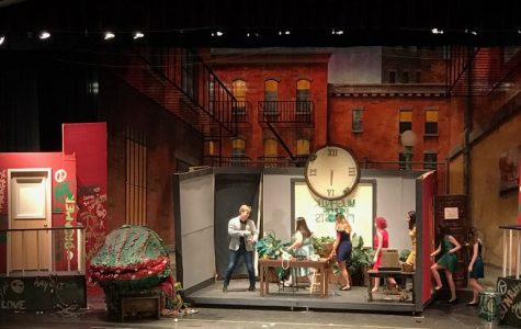 North High's Outstanding Production of Little Shop of Horrors