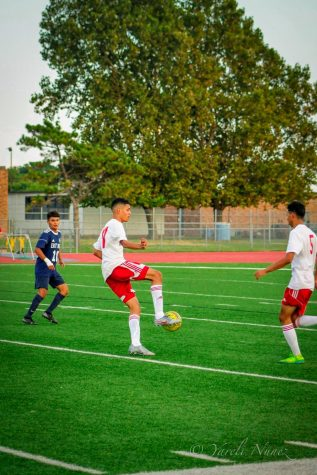 Boys soccer suffers first defeat