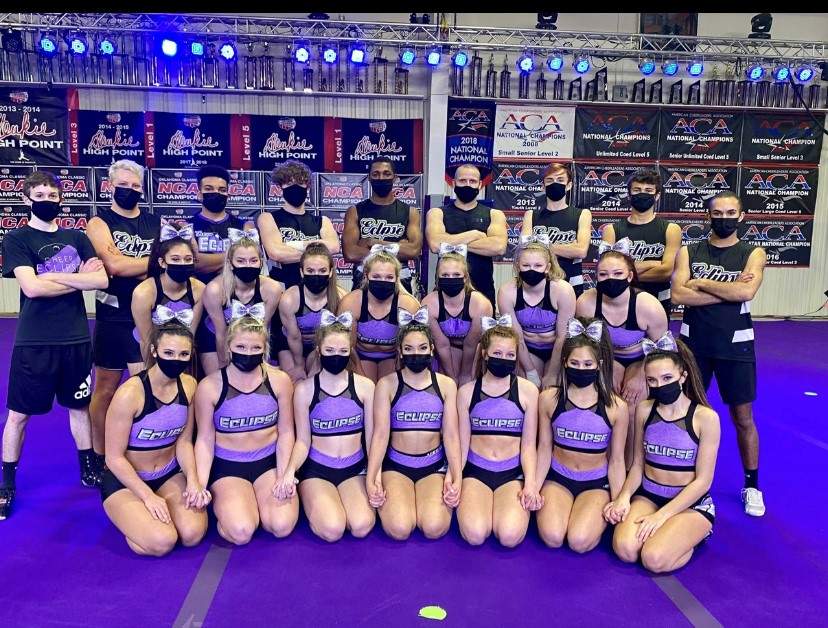 Competitive cheer goes virtual